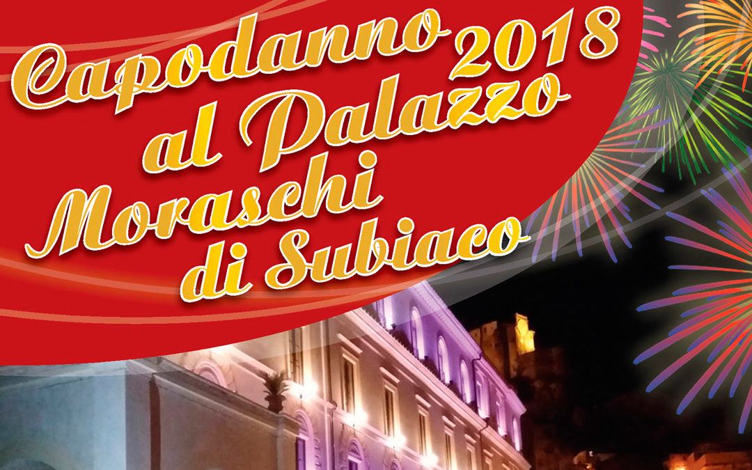 Capodanno 2018 a Palazzo Moraschi
