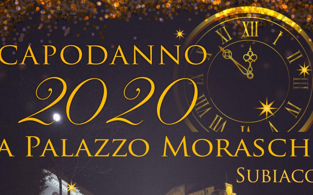 Capodanno 2020 a Palazzo Moraschi – Subiaco